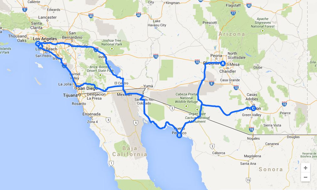 Maps Drive Times